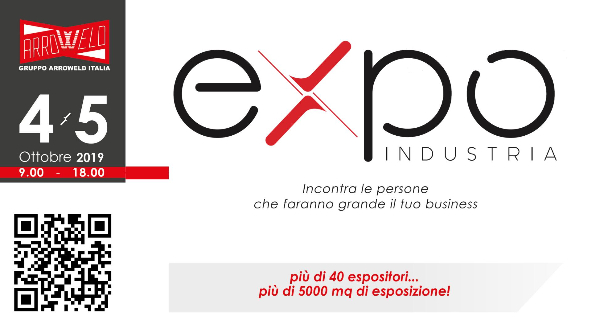 L'Open House si trasforma in Expo Industria